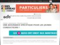 assurance jeune conducteur pas cher sur www.permis9.fr