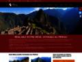 Détails : Pérou Tours