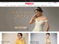 Collection robe de soirée sur mesure de Persun.fr
