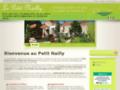 Détails : Le Petit Nailly - les Cottages de Nailly