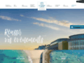 Détails : palais des congrès à Saint Malo