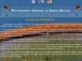 Site #5600 : Photo aérienne de la France en paramoteur