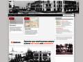 Site #5878 : Photo noir et blanc de Larache, Maroc