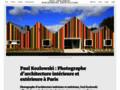 Site #99 : Paul Kozlowski | photographe d'architectures