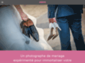 Photo de mariage artistique à Rennes et Paris