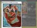Des figures Des visages / Le passage