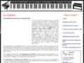 Détails : Piano : information, méthodes et transport