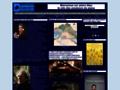 Annuaire de piano bleu