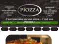 Piozza, Pizza à Montréal