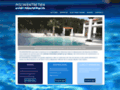 Spécialisée dans l'entretien et le traitement d'eau de piscine