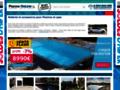 volet piscine sur www.piscines-online.com
