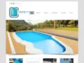 Détails : Distribution et installation de piscines et spas