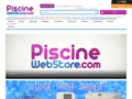Piscine Webtsore : vente en ligne piscines, accessoires�