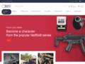 Vente de pistolets, fusils a bille et accessoires