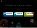 The online image editor