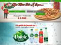 Site Commande en ligne PizzaRenard.com