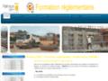 Formation réglementaire, certification CACES