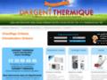 Capture du site http://www.plomberie-chauffage-sanitaire-orleans.fr