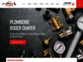 Détails : Réparation de plomberie