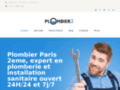 D�tail SITE http://plomberieparis-2eme.fr