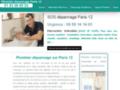 Détails : Plombier ouvert dimanche Paris 12
