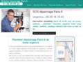 Détails : Plombier ouvert dimanche Paris 6