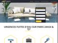 Stopper une fuite d'eau à Celle-Saint-Cloud