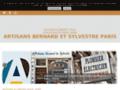 Détails : La mission du plombier sur le 3eme arrondissement de Paris