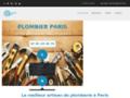 Détail SITE http://plombier-parisien.com