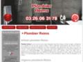 Plombier Reims