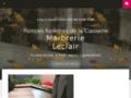 Détails : MARBRERIE FUNERAIRE LECLAIR
