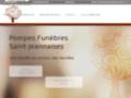 Pompes Fun�bres Saint-Jeannaises