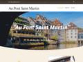 Au Pont Saint Martin - Restaurant - Strasbourg - Alsace