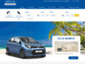 location voiture guadeloupe pas cher sur www.popscar.com