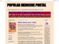 Details : Popular Medicine Portal