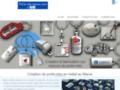 Détails : création de pin's et d'insignes en métal