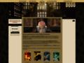 Site Détails : Poudlard12, école de sorcellerie virtuelle