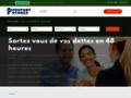 Site Détails : Problème de dettes personnelles ? On peut vous aider