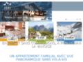 Voir la fiche détaillée : Location de vacances à Pralognan la Vanoise en Savoie