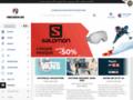 Magasin de sport en ligne : Montagne, Ski, V�lo, Running