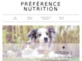 Préférence Nutrition