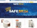 Détails : Safe Skim - Le filtre de piscine écologique