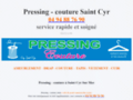 Pressing Saint Cyr sur Mer
