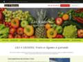 Détails : Livraison de fruits à domicile