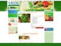 Détails : Panier Fruits et Légumes - Brives Charensac
