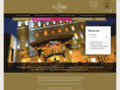La Table d'Isidore, restaurant gastronomique en Auvergne - Princesse Flore, hotel 4 étoiles