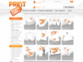 Détails : Imprimerie en ligne pas cher impression discount  - Print moins cher
