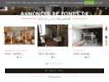 Détails : vente hotel bureau