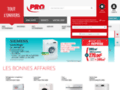 Pro&Cie - Ets Durand Jean-Jacques - Vente et depannage, television, hifi, video et electromenager.