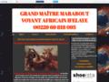 Détails : GRAND MAÎTRE MARABOUT VOYANT AFRICAIN IFELAYE 00229 69 818 093